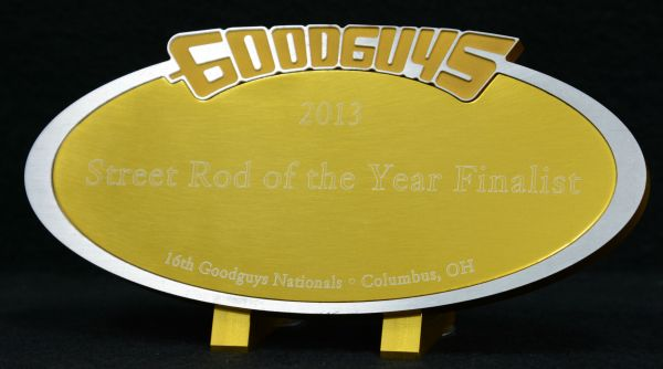 Street Rod of the Year Finalist 2013