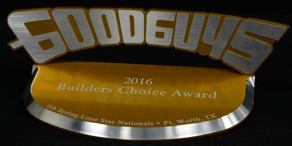 Builders Choice 2016